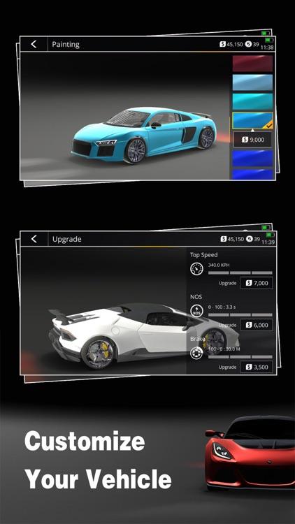 Racing Liberty screenshot-3