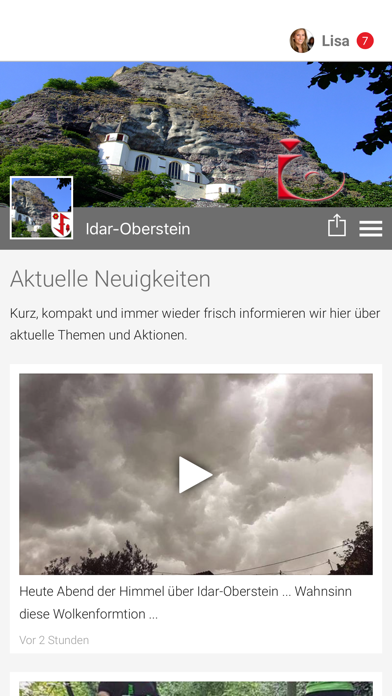 Idar-Oberstein App screenshot 1