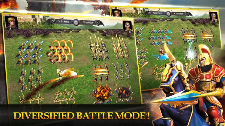King of Thrones:Game of Empire screenshot-3