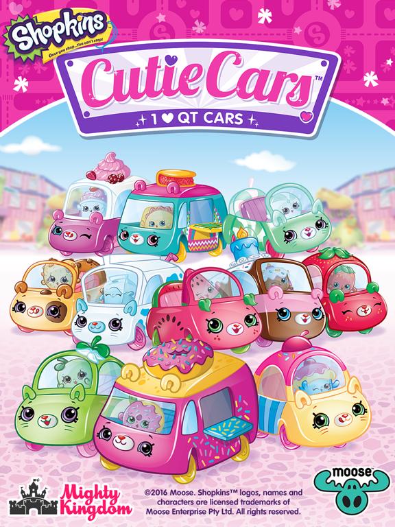 Shopkins: Cutie Cars screenshot 8