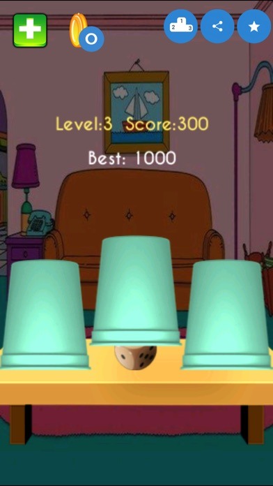 Dice In Cup screenshot 1