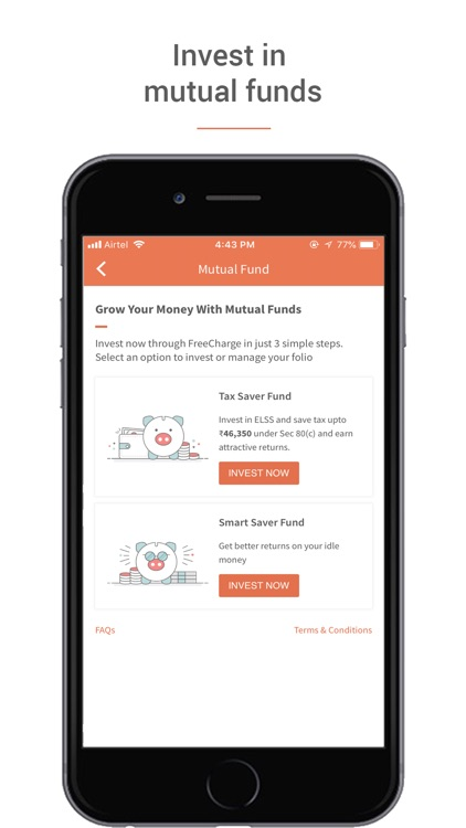 Freecharge - Payments & Wallet screenshot-6