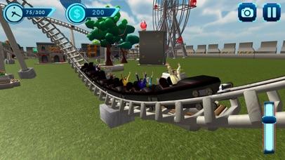 Roller Coaster Race Sim - Pro Screenshot 3