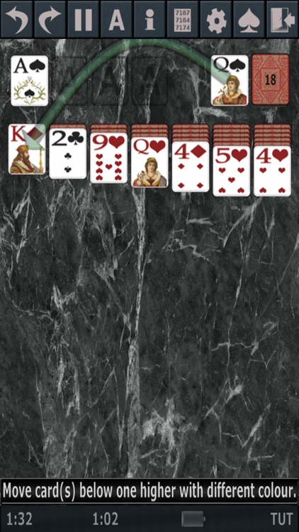 Solitaire 3D. screenshot-2