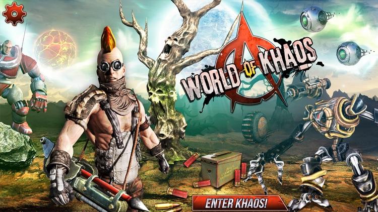 World of Khaos - Tower Defense screenshot-0