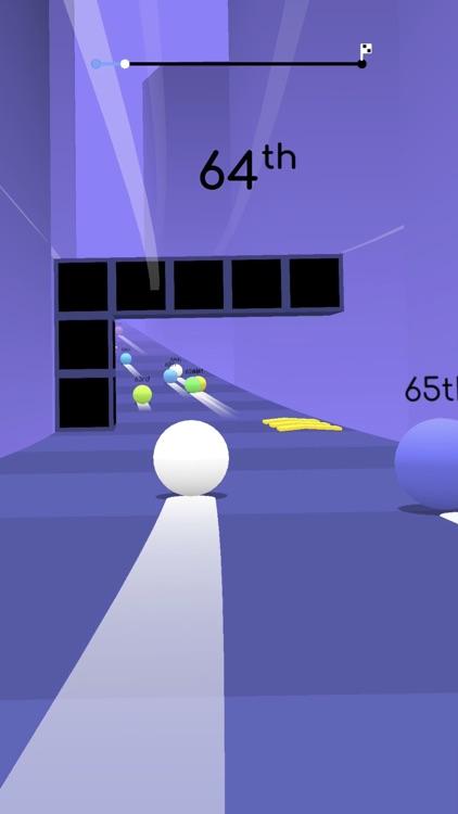 Balls Race screenshot-0