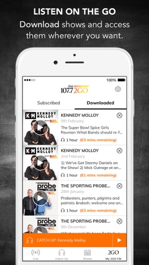 2GO FM on the App Store