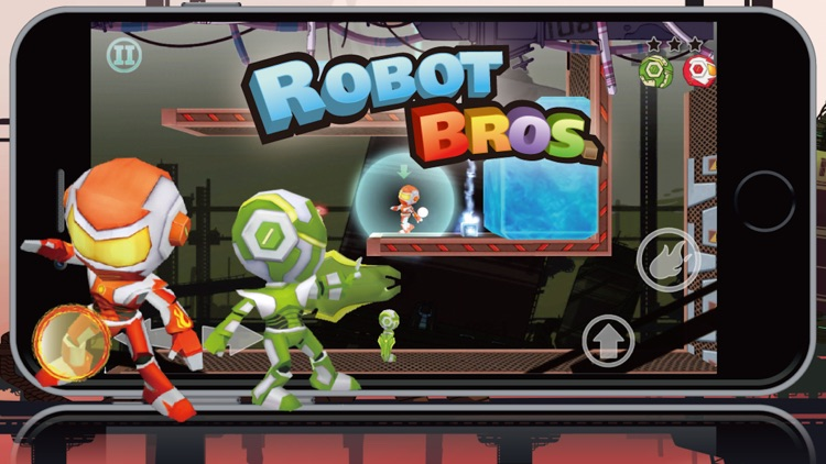 Robot Bros. screenshot-1