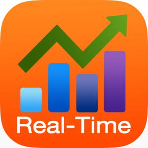 Real-time Stocks Tracker app