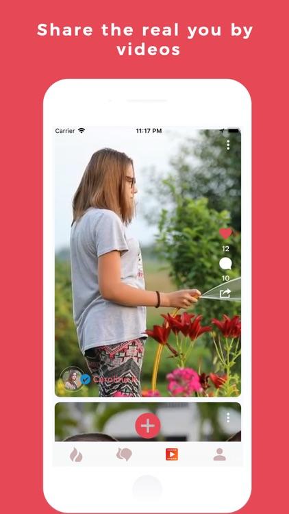 Prompt - AR Dating & Video App screenshot-3