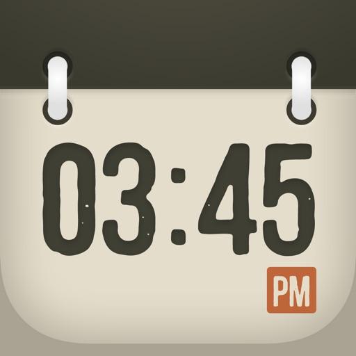 Desk Clock Calendar