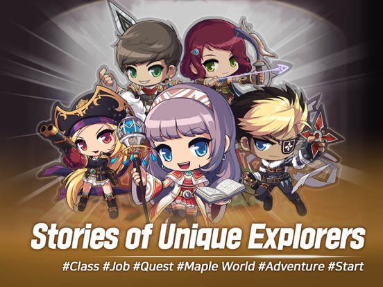 MapleStory M: Fantasy MMORPG screenshot 6