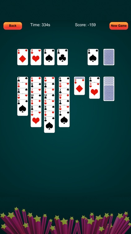 Klondike: Solitaire Card Game screenshot-4