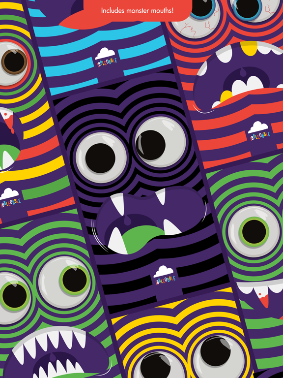 Googly Eye Monsters Ibbleobble screenshot 14