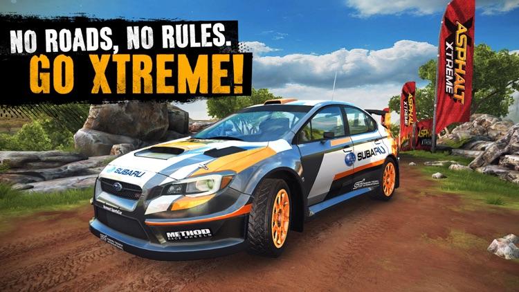 Asphalt Xtreme: Offroad Rally Racing screenshot-0