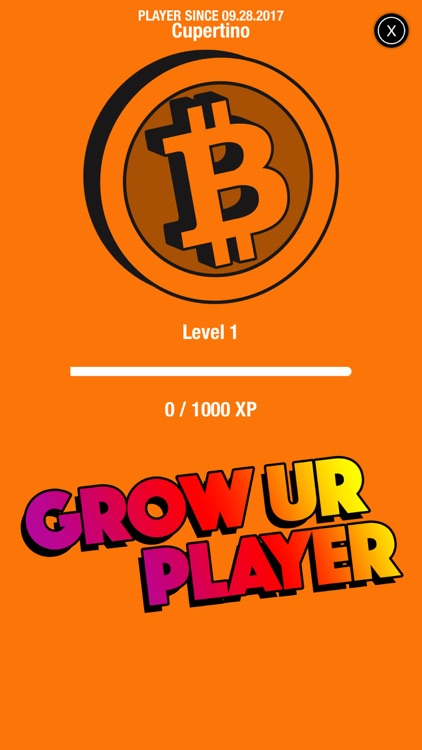 Bitcoin AR Game