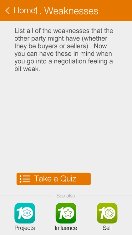 10 Day Negotiating