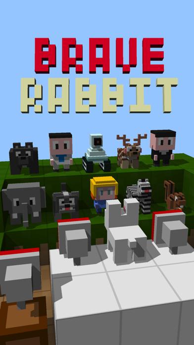 Brave Rabbit screenshot one