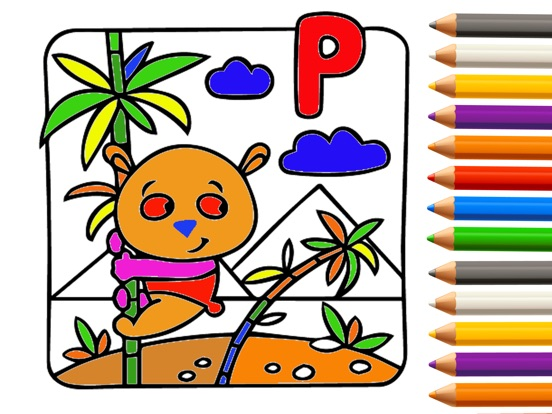 Colorfly Coloring Books screenshot 8