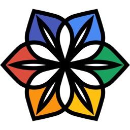 Coloring Book for All & Mandala