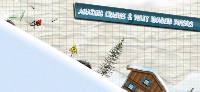Stickman Ski Racer Screenshot