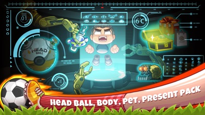 Head Soccer iPhone