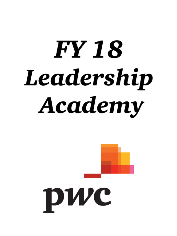 Leadership Academy FY18 screenshot 3