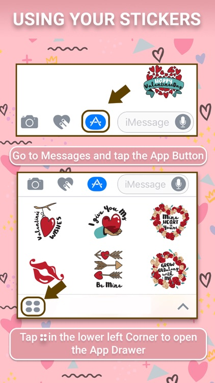Love Quotes : Animated Sticker