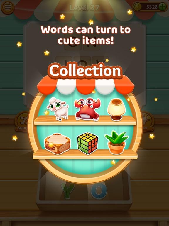Word Shop - Brain Puzzle Games screenshot 9