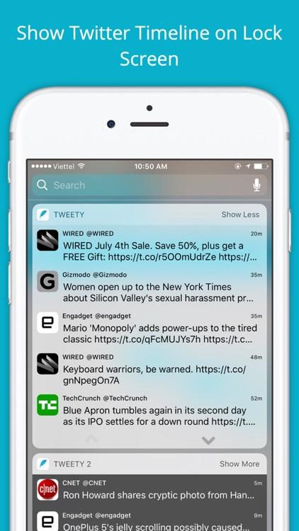 Tweety - #1 Twitter Widgets