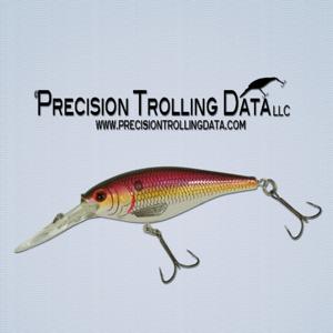 Precision Trolling ios app