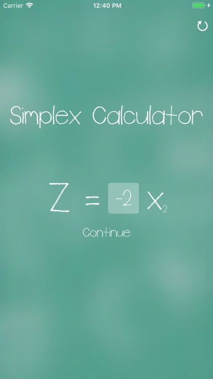 Simplex Calc screenshot-2