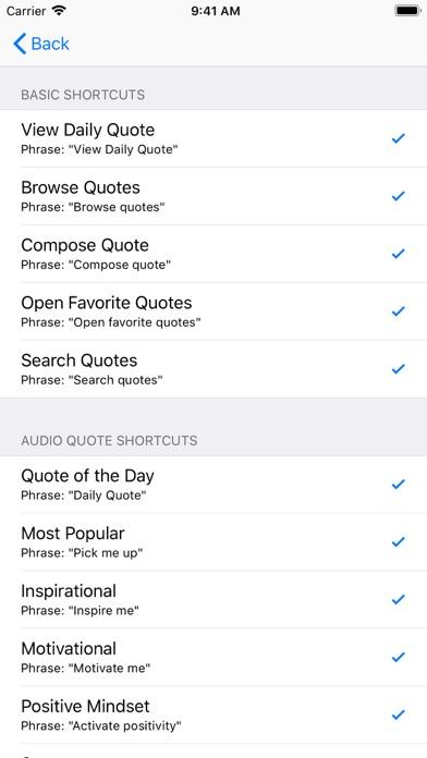 Daily Quote: Gift Premium screenshot 4