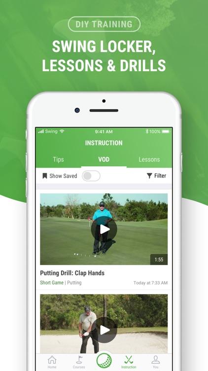 Golf GPS by SwingU screenshot-4