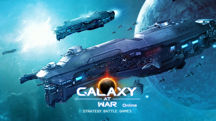 Galaxy At War Online - Strategy Battle Games screenshot-4