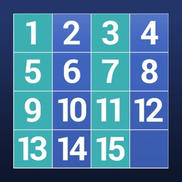 Fifteen puzzle (Another one!)