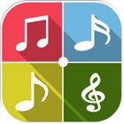Guess The 4 Pics 1 Song Quiz icon