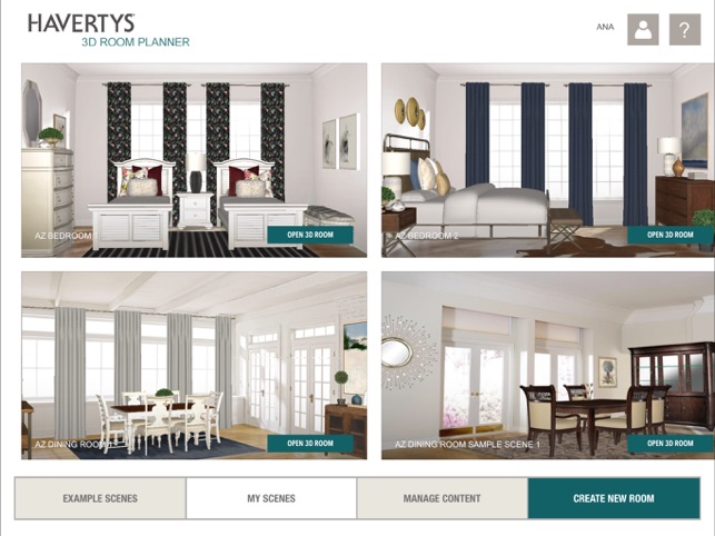 havertys 3d room planner on the app store - 3d Room Planner App