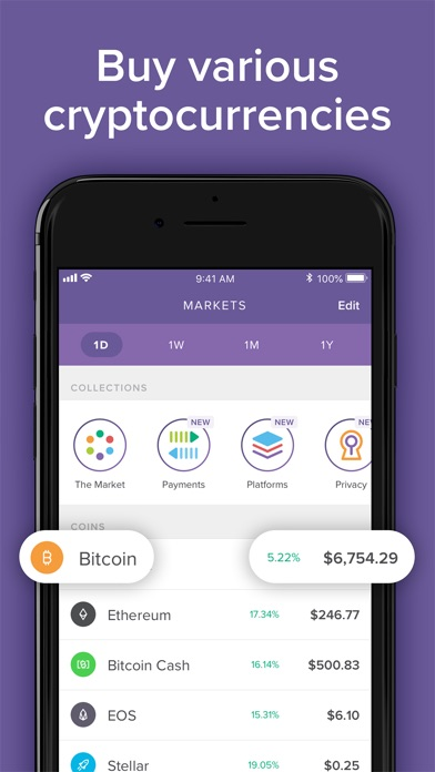 Circle Invest: Cryptocurrency