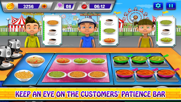 Food Cooking Chef screenshot-2
