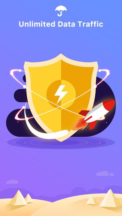 VPN - Unlimited BubbleVPN