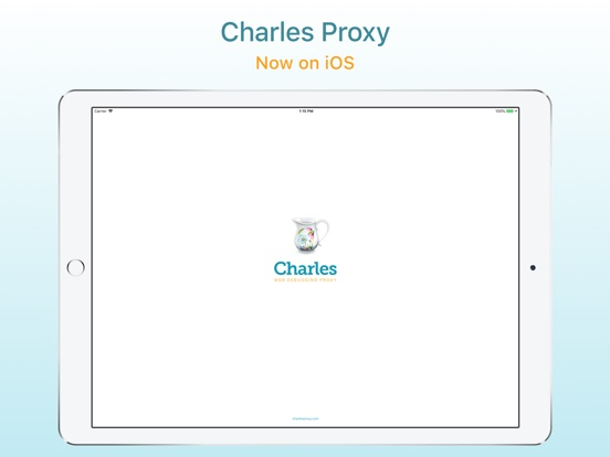 Charles Proxy Screenshots