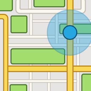 iMaps+ for Google Maps app