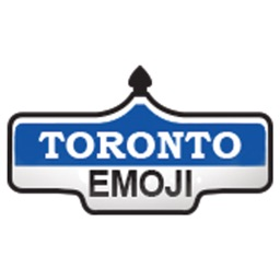 Toronto Emoji Stickers
