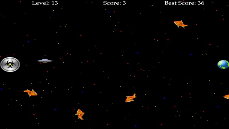 Alien UFO Attack screenshot-9