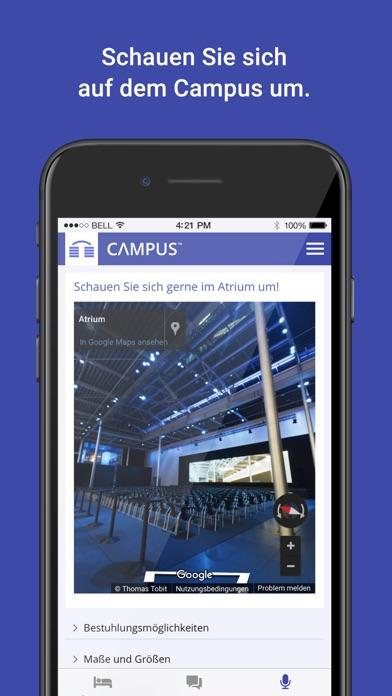 Tobit.CampusScreenshot von 4