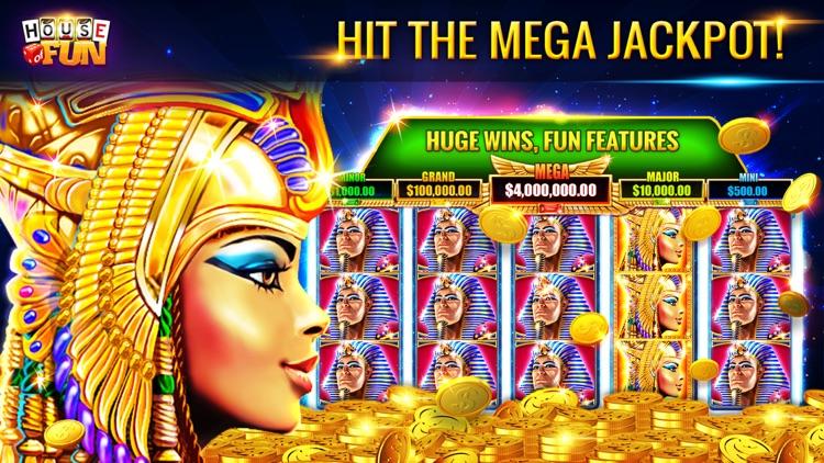 Slots Casino by House of Fun screenshot-4