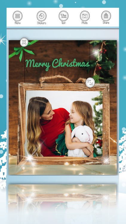 Merry Christmas - Photo Frames screenshot-3