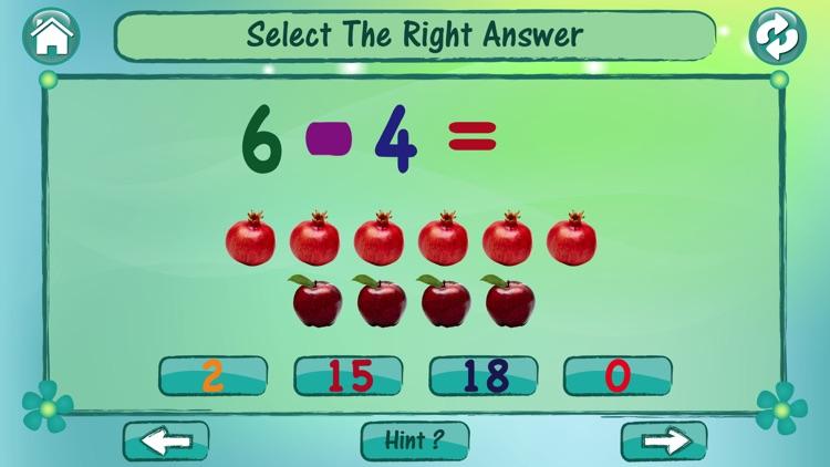 Math Addition Subtraction Game screenshot-6
