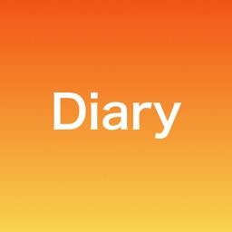 複数の日記を管理できる「10年日記」